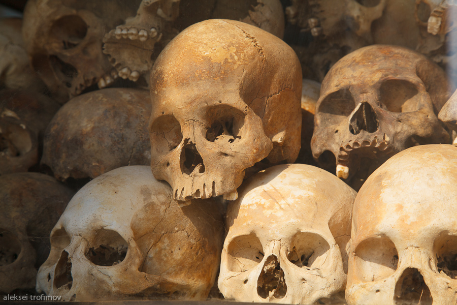 Cambodia Part 2 The Khmer Rouge Genocide Deeper History