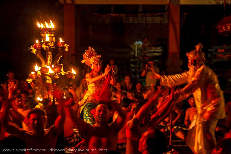 kecak dance ubud