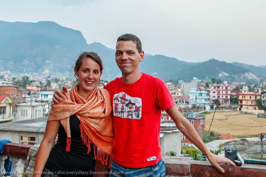 An orphanage in Kathmandu - Deeper History Blog
